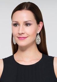 SNÖ of Sweden - SALWEEN - Earrings - silberfarben - 0