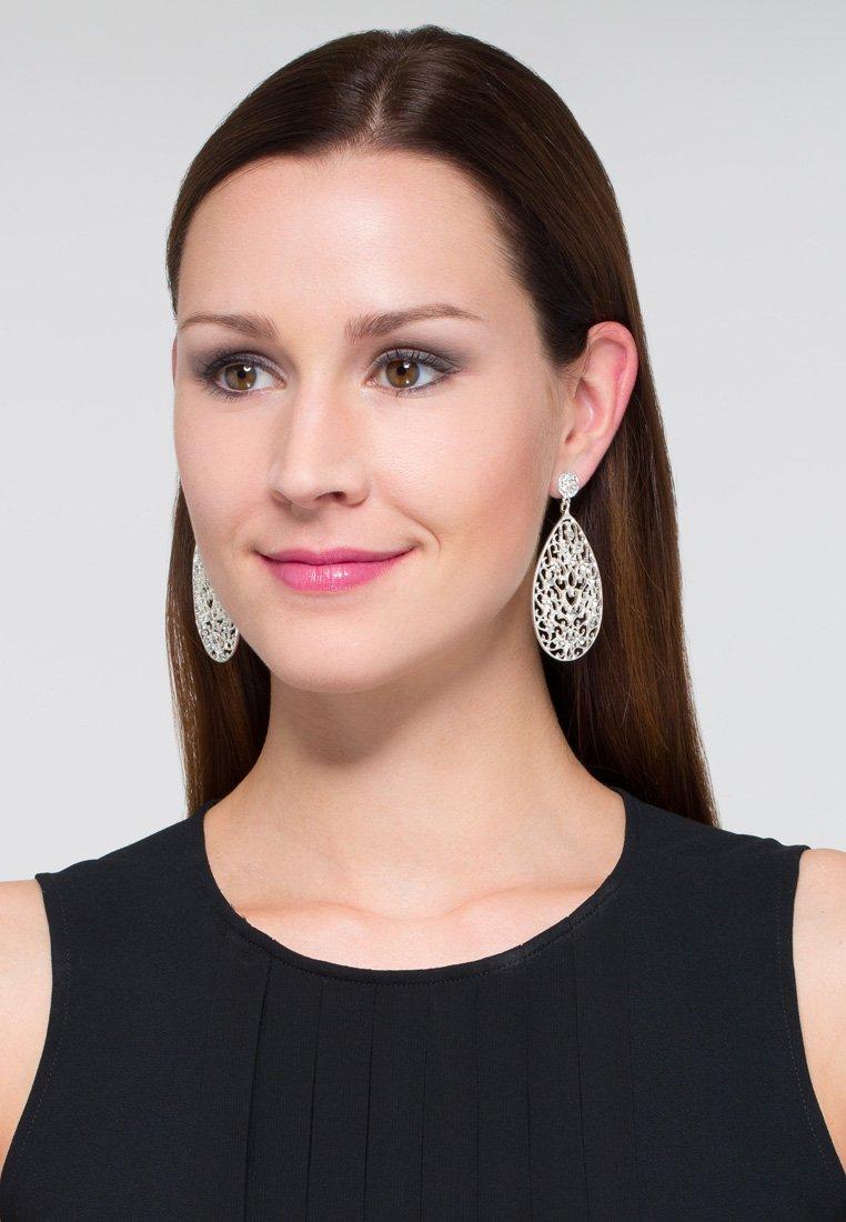 SNÖ of Sweden - SALWEEN - Earrings - silberfarben
