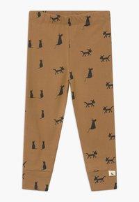 Turtledove - CATS DOG - Leggings - Trousers - honey - 0