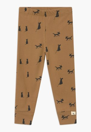 CATS DOG - Leggings - Trousers - honey