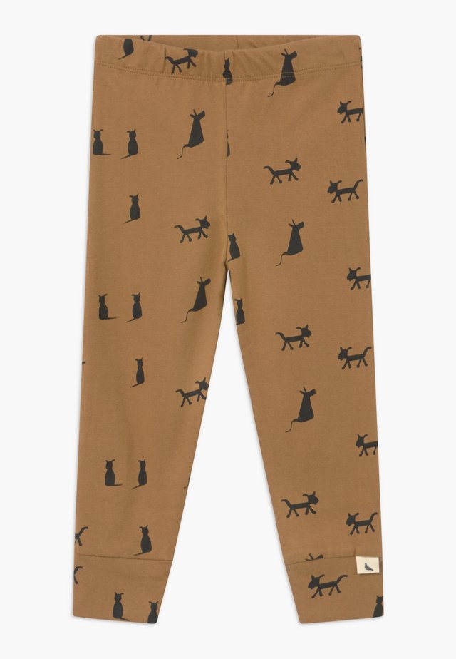 CATS DOG - Leggings - honey
