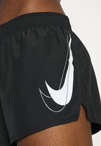 Nike Performance - RUN SHORT - Sports shorts - black/silver - 4