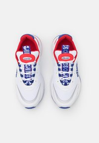Ellesse - MASSELLO - Zapatillas - white/blue/red - 3