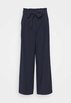 EDORA PANTS - Trousers - total eclipse