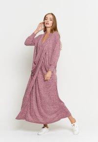 Madam-T - FEMIDA - Maxi dress - rosa - 5