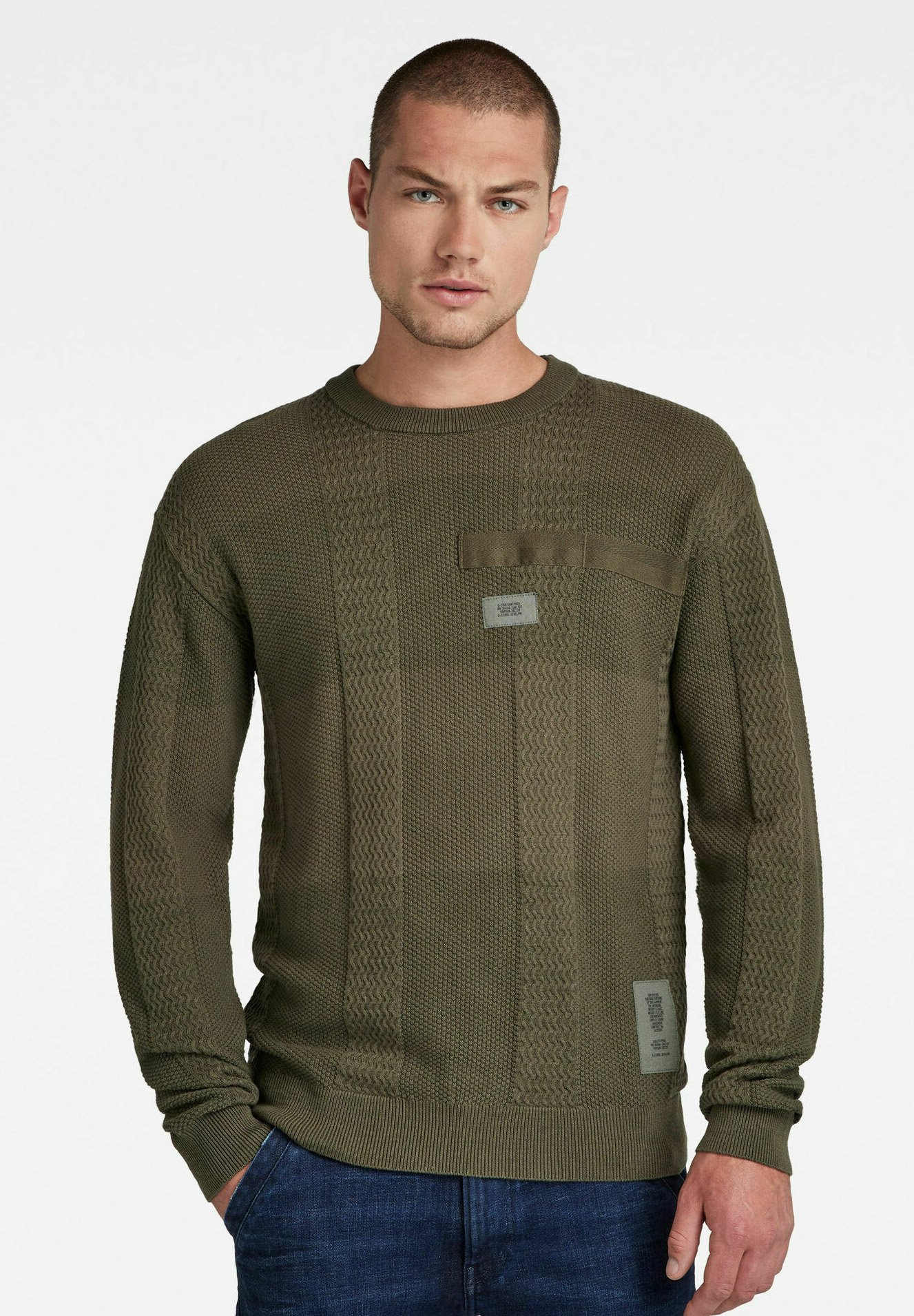 Homme CHARLY  - Pullover