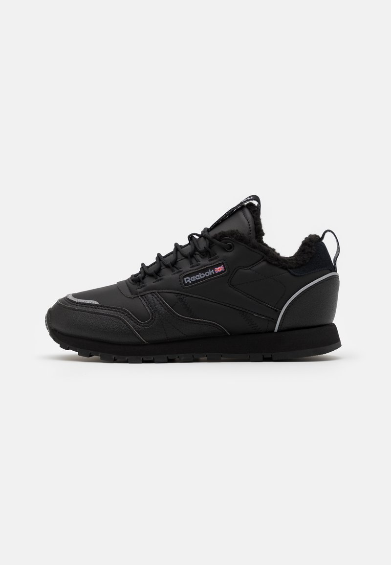 Reebok Classic - UNISEX - Sneakersy niskie - black/hivior