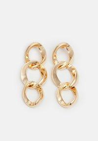 Pieces - PCJUTA EARRINGS - Earrings - gold-coloured - 0