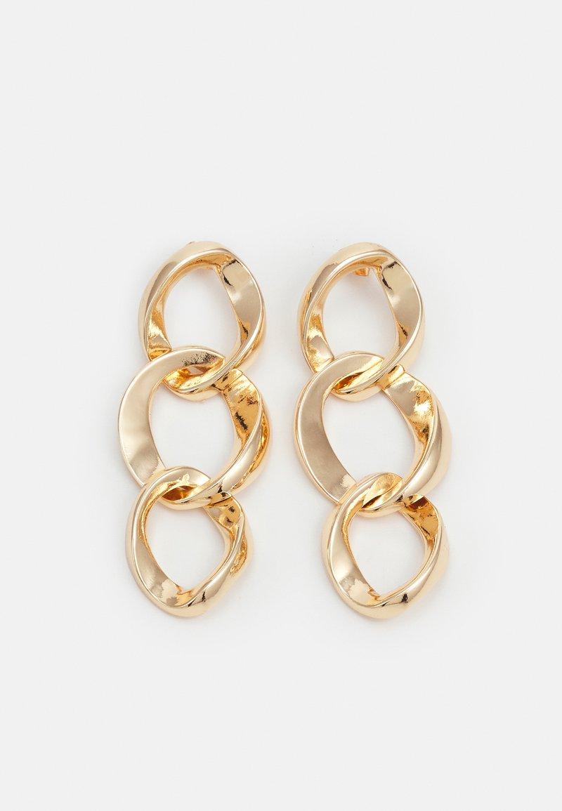 Pieces - PCJUTA EARRINGS - Earrings - gold-coloured