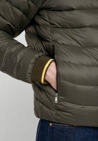 Polo Ralph Lauren - HOLDEN JACKET - Down jacket - dark loden - 5
