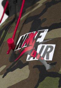 Jordan - Zip-up hoodie - medium olive/black - 5