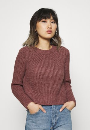 ONLFIONA - Jumper - rose brown