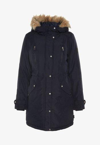 VMTRACK EXPEDITION - Winter coat - dark blue