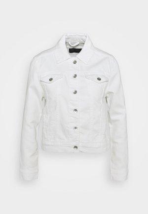 Jeansjakke - white