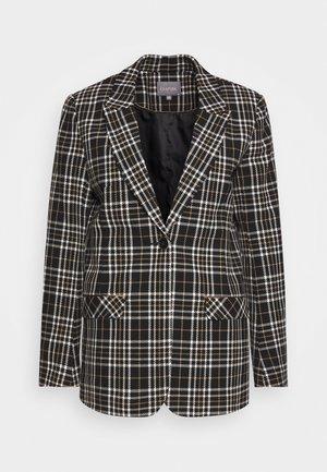 CUMYLIA - Short coat - black