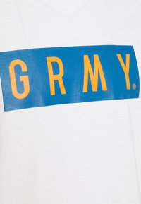 Grimey - STEEZ TEE - T-shirt con stampa - white - 2