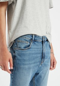 PULL&BEAR - Slim fit jeans - dark blue - 3