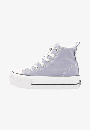 KAYA MID - Sneakers hoog - blue