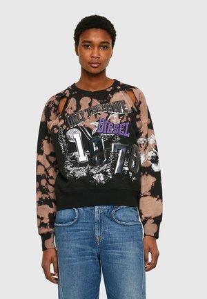 FABLE - Sweatshirt - black/pink