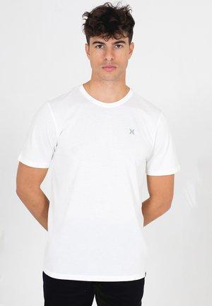 ICON REFLECTIVE  - Basic T-shirt - white