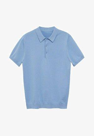 TECHNOP - Poloshirt - hemelsblauw