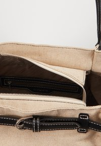 U.S. Polo Assn. - ELMORE - Tote bag - natural/black - 3