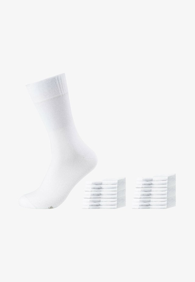 PORTLAND - Socks - white