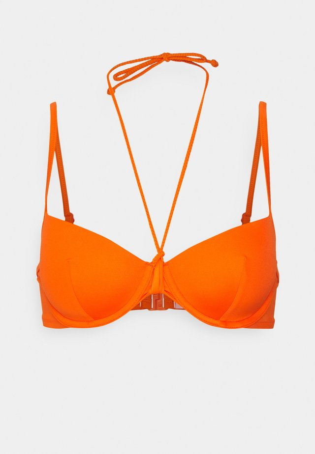 LUXE - Bikinitop - orange