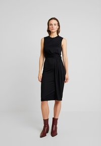 AllSaints - LIMERA DRESS - Jerseykjole - black