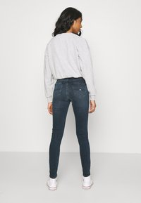 Tommy Jeans - NORA - Jeans Skinny Fit - dark-blue denim - 2
