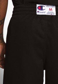 Champion Reverse Weave - MESH SHORTS - Shorts - black - 4