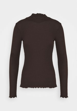 NELLI - Long sleeved top - mole