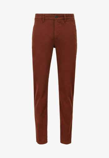 SCHINO-TABER - Chinos - brown