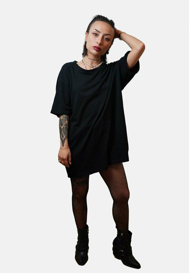 SORORITE - T-shirt med print - black
