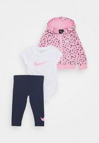 Nike Sportswear - DOT BODYSUIT SET - Body - midnight navy - 0