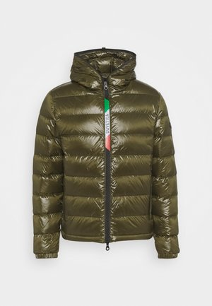 VELUNO - Down jacket - gold