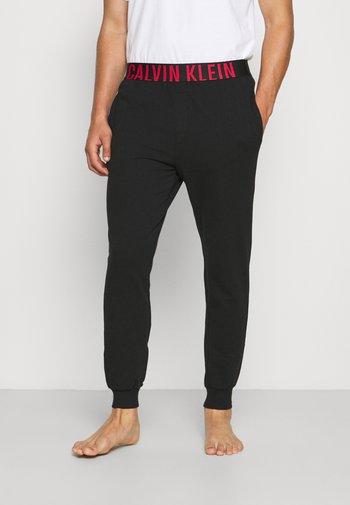 INTENSE POWER LOUNGE JOGGER - Pantaloni del pigiama - black