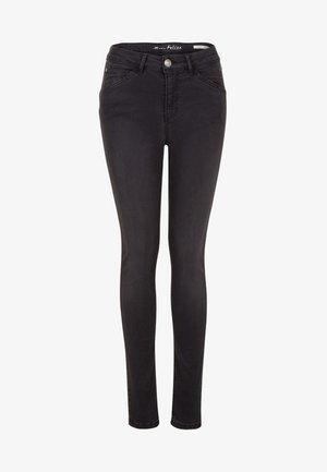 Jeans Skinny Fit - black-mottled
