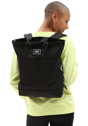 UA PROSPECTOR TOTE BACKPACK - Rucksack - black