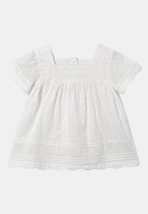 BABY - Skjortekjole - ivory