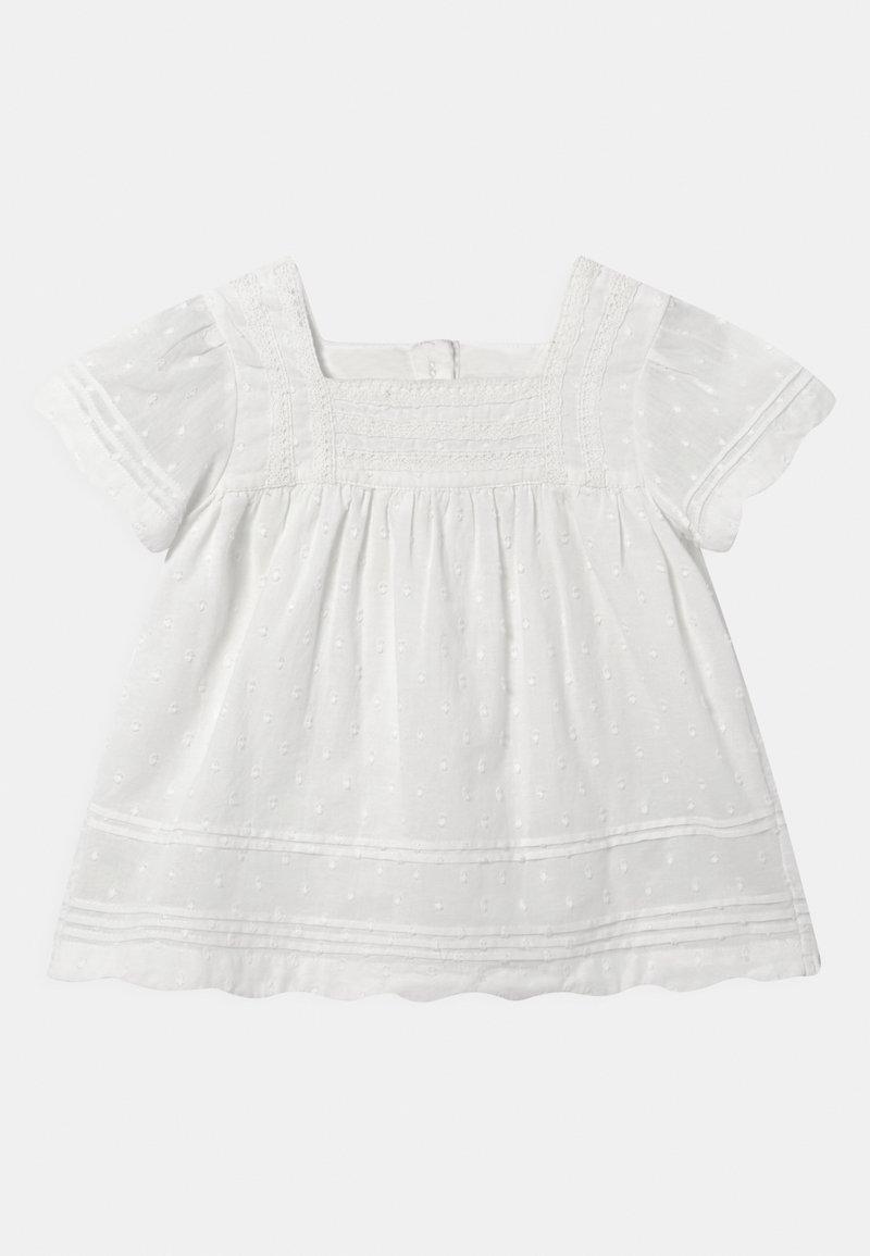 Marks & Spencer London - BABY - Košilové šaty - ivory