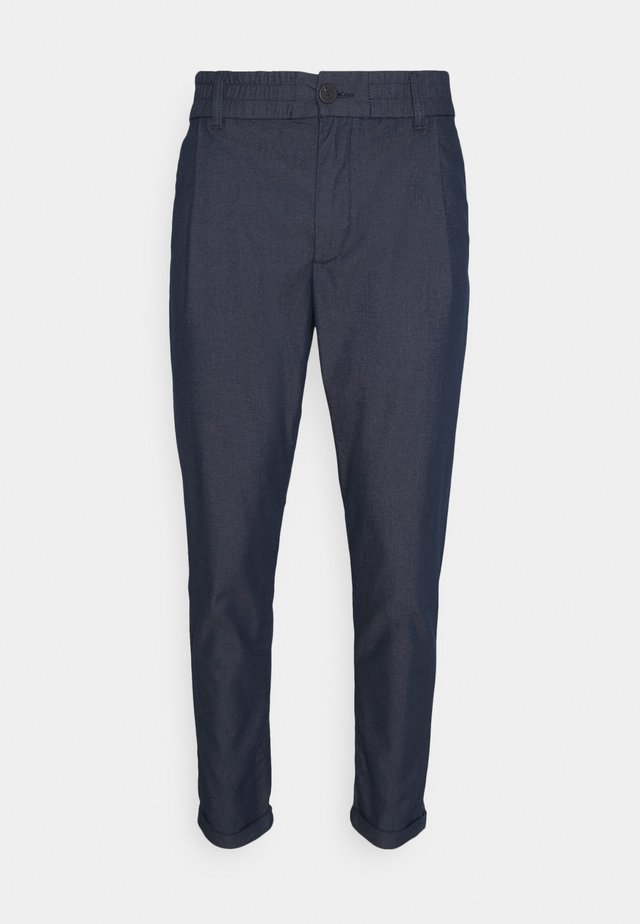 BRYCE ABEL PANT - Chino kalhoty - navy