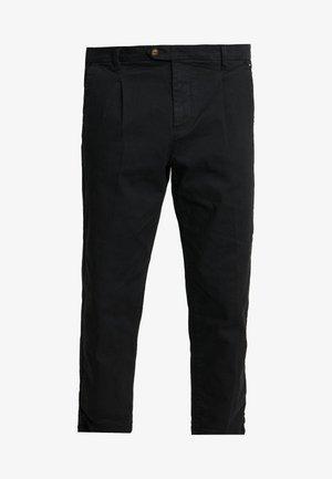 Chinos - black navy