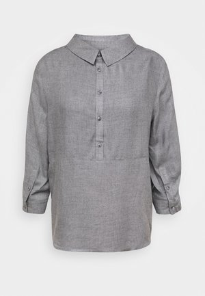 FOLANI - Button-down blouse - easy grey