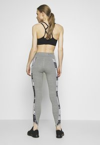 Nike Performance - FAST - Leggings - iron grey/black/reflective silver - 2