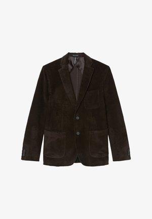 Blazer jacket - chocolate brown