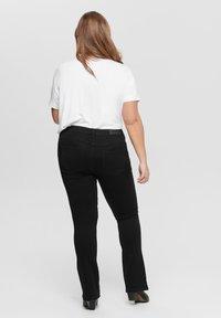 ONLY Carmakoma - CURVY - T-shirts - white - 2