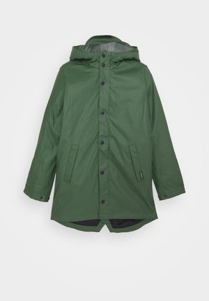 SNAKE PIT 2-IN-1 UNISEX - Parka - green forest/green forest
