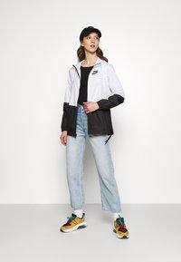 Nike Sportswear - Summer jacket - white/black - 1