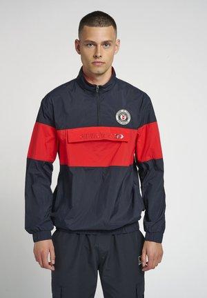 HMLJORES HALF - Training jacket - dark navy